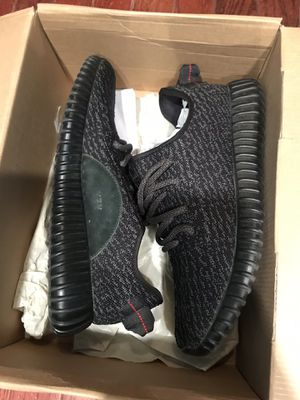 premium selection a0b03 2c866 Adidas Yeezy Boost 350 Pirate Black USED for Sale in Queens, NY - OfferUp