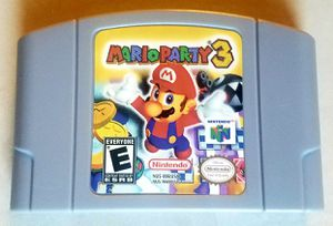 Mario Party 3 N64 Nintendo 64 R3P for Sale in Fontana, CA