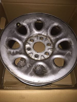 """08 Chevy Stock Rims. 17"""" for Sale in Rustburg, VA"""