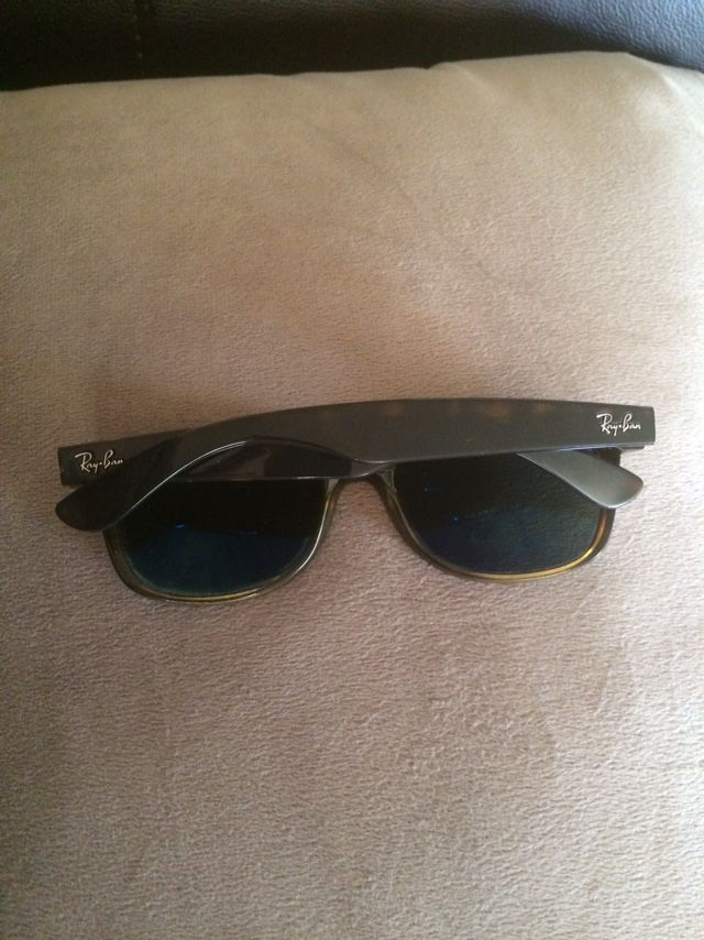 Rayban Sunglasses Polarized Brown