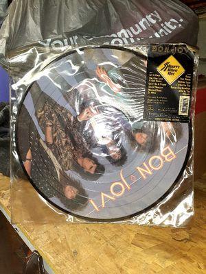Photo VINTAGE BON JOVI RECORDS ALBUM...BRAND NEW!!!