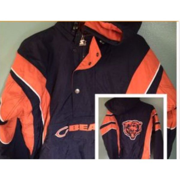 huge discount c305b f6540 Chicago Bears Jacket for Sale in Kissimmee, FL - OfferUp