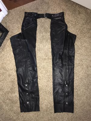 a9972586343 Harley Davidson Leather Chaps for Sale in Mission Viejo