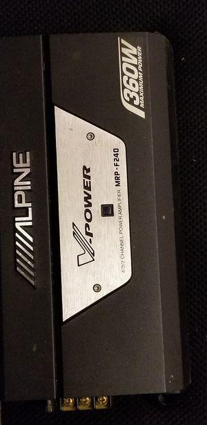 Alpine VPower 360watts for Sale in Denver, CO