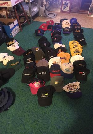 Sports and Fashion hats (42) for Sale in Vienna, VA