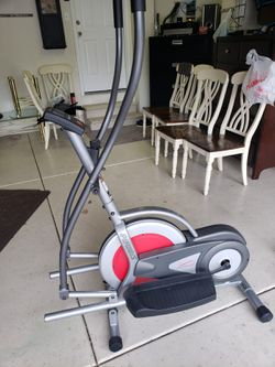 Health magnetic elliptical trainer Thumbnail