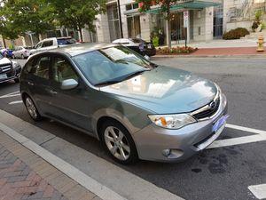 2009 Subaru Impreza Outback Sport for Sale in Arlington, VA