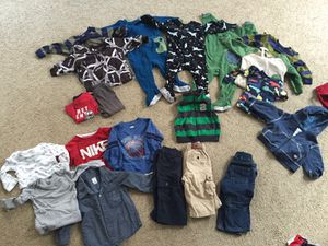 12 month boy clothes for Sale in Ashland, VA