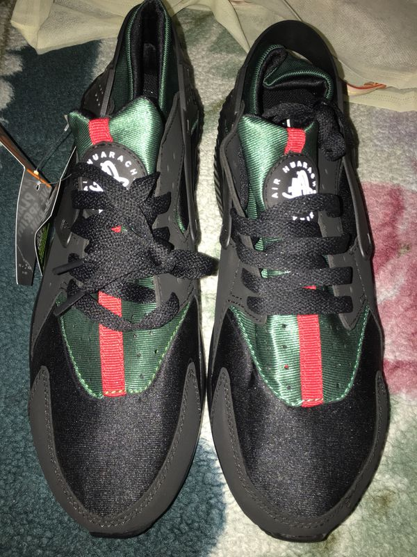 fe012d7d84b2 Nike huarache custom Gucci for Sale in West Palm Beach