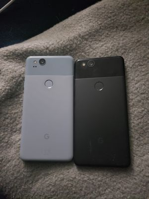 2 Google Pixle 2 phones for Sale in Port Orchard, WA