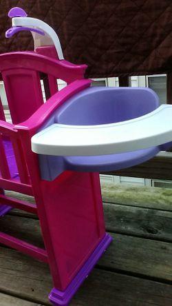 Children's Play Nursery Kitchen Set Thumbnail
