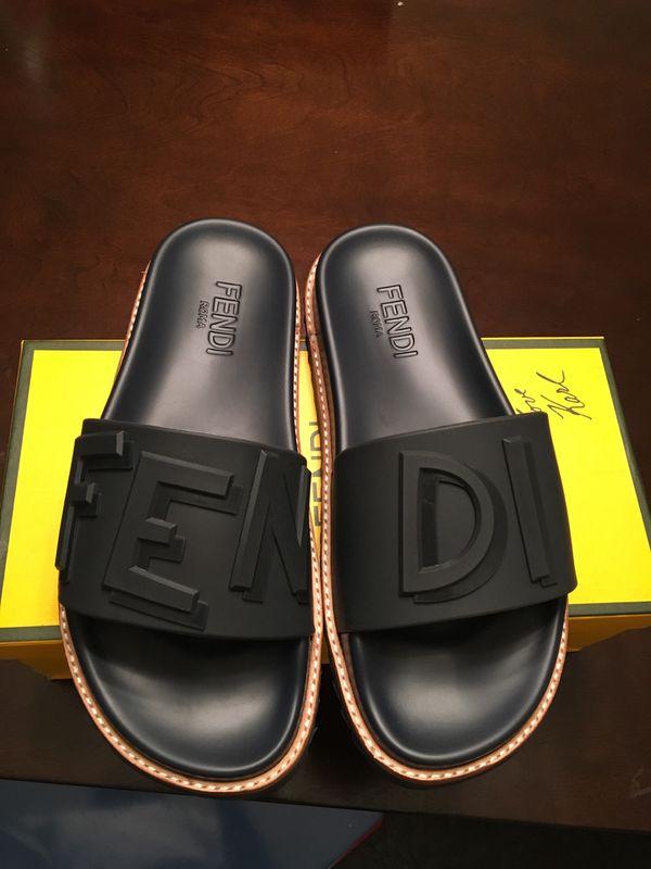 a99f2d0ac41b Fendi Slides size 6-7 men for Sale in Ellenwood