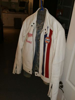 Dakota motorcycle jacket . Full leather . Very rare limited edition release. for Sale in Fairfax, VA