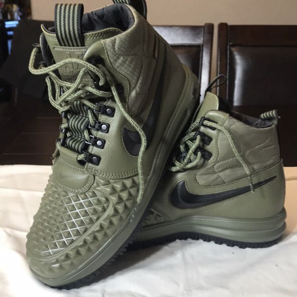 timeless design 1f20a 34a81 Nike Lunar Air Force One Duck boot. Size 8.