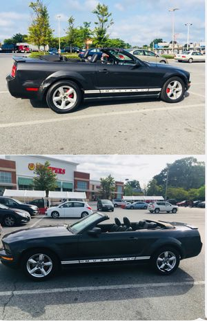 2007 MUSTANG V6 ( NO LOW BALLERS ) for Sale in Silver Spring, MD