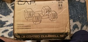 costed dumbbell set for Sale in Oxnard, CA