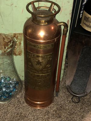 Antique fire extinguisher for Sale in Columbus, OH
