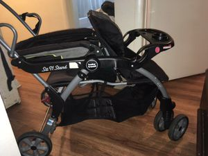 Baby Trend Sit & Stan's Stroller for Sale in Madison Heights, VA