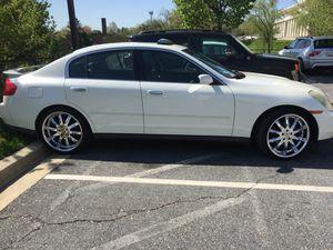 G35 Infiniti for Sale in Hyattsville, MD