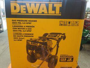 Dewalt gas pressure washer 3800 psI for Sale in Washington, DC