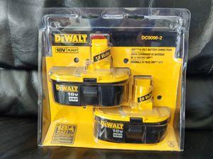 Photo DeWalt 18 volt