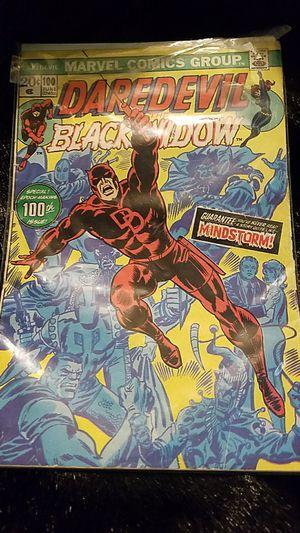 DAREDEVIL & BLACK WIDOW COMIC for Sale in Fairfax, VA