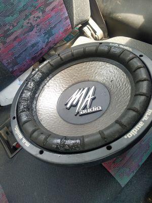 M a audio comp 12 for sale  Joplin, MO