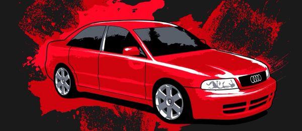 200 Audi S4 2 7 quattro parts for Sale in Redwood City, CA