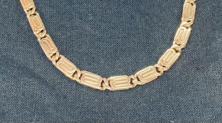 18kYellow Gold Snail link Thumbnail
