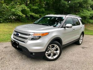 2015 Ford Explorer Limited 49k for Sale in Hopedale, MA