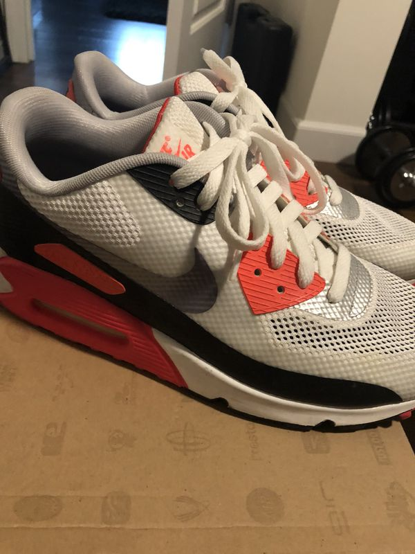 4f971d84caa2 ... discount nike air max 90 hyperfuse infrared sz 9 for sale in los  angeles ca offerup