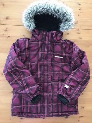 Girls Hooded Winter Snow waterproofs Jacket Coat Girls Size 10-12 for Sale in Alexandria, VA