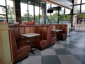 3 sections Brand new BROWN lougne booths for Sale in Seattle, WA