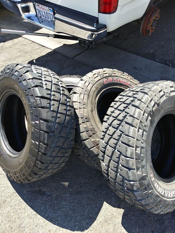 31×10 50r15 Tires >> General Grabber Red Letter Tires 31 10 50 R15 For Sale In Covina Ca Offerup