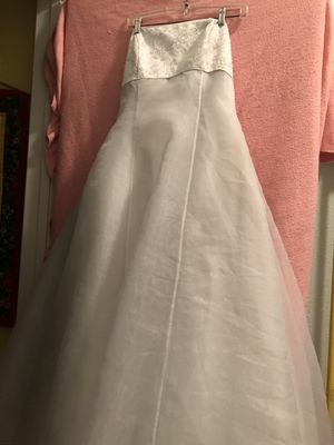 Used Size 16 wedding dress for Sale in Bellingham, WA