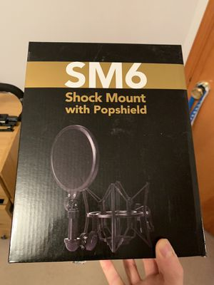 SM6 shock mount for Sale in Ijamsville, MD