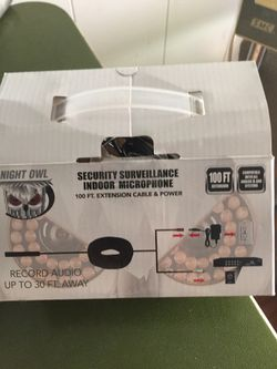 Surveillance Indoor 🎤 mic. Thumbnail