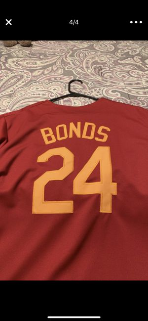Bonds throwback for Sale in Greensboro, NC
