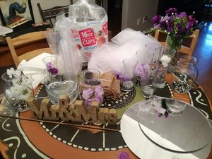 Wedding party leftovers for Sale in Dallas, TX