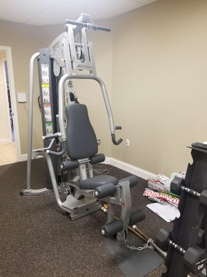 Life fitness H4 home gym for Sale in Reston, VA