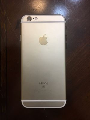 IPHONE 6s for Sale in Laurel, MD