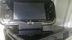 nintendo Wii u 32 gb +6 games for Sale in New York, NY