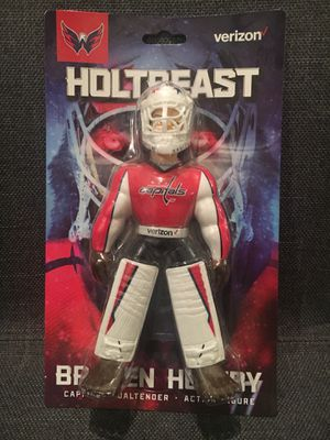 NEW - Braden Holtby Action Figure for Sale in Arlington, VA