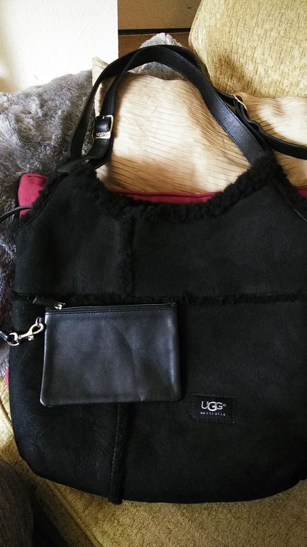 80b837a5f6b UGG Leather/Shearling Handbag for Sale in Oklahoma City, OK - OfferUp