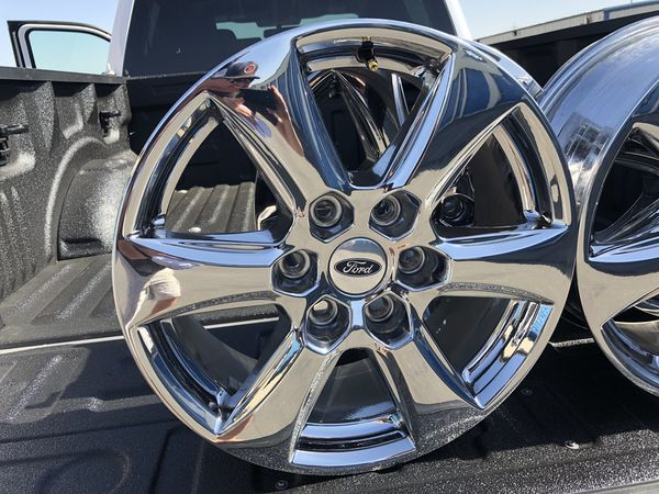 2015 18 Ford F150 18 Stock Oem Wheels Rims For Sale In Lathrop