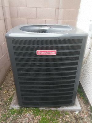 Photo Call me today if you want to fix or replace you Ac unit dudt work available