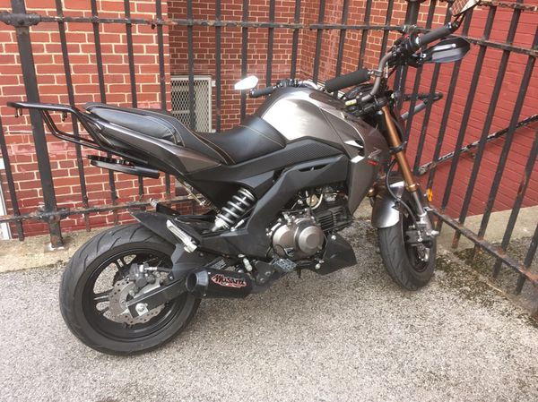 Kawasaki Z125 Pro For Sale In Edgewater Nj Offerup