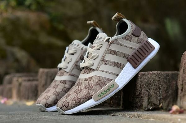 9657840ee656 Custom GUCCI x Adidas NMD for Sale in Austin