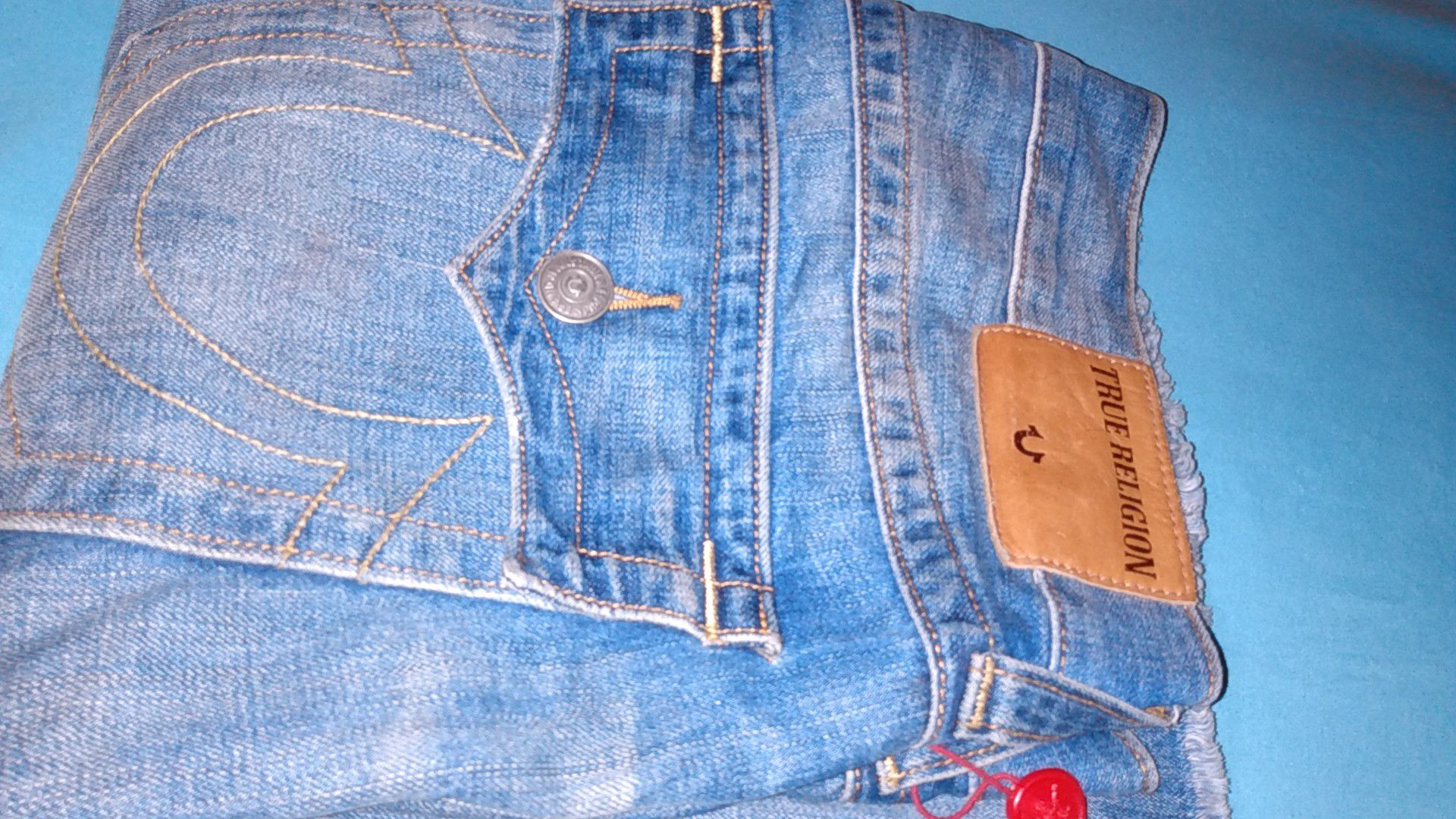 True Religion Jeans Short's