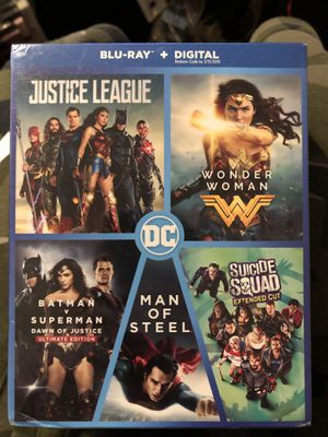 Blu-ray set - Brand new !! for Sale in Houston, TX